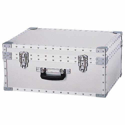 ライオン事務器 サービストランク W550×D450×H230mm カギ付 1個