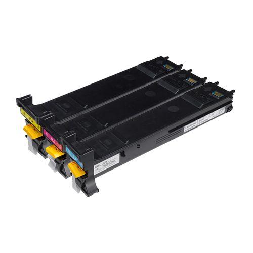 【キャッシュレス5%還元】コニカミノルタ 大容量カラートナーカートリッジ バリューパック 3色 A0DKJ72 1箱(3個:各色1個)