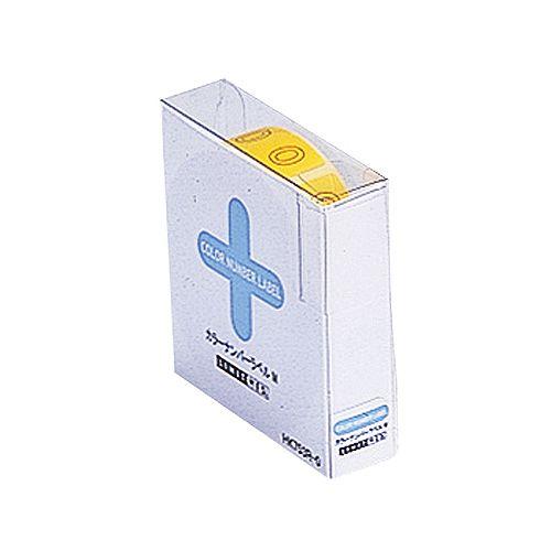 LIHIT LAB カラーナンバーラベルM 格安激安 格安激安 ロールタイプ 1箱 0 300片