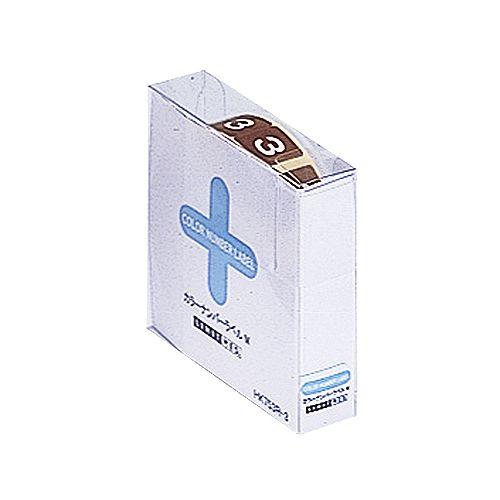 LIHIT LAB カラーナンバーラベルM ロールタイプ 300片 1箱 売買 3 一部予約