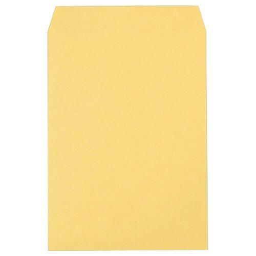 【送料無料】【法人(会社・企業)様限定】R40クラフト封筒 角2 85g/m2 業務用パック 1セット(1500枚:500枚×3箱)