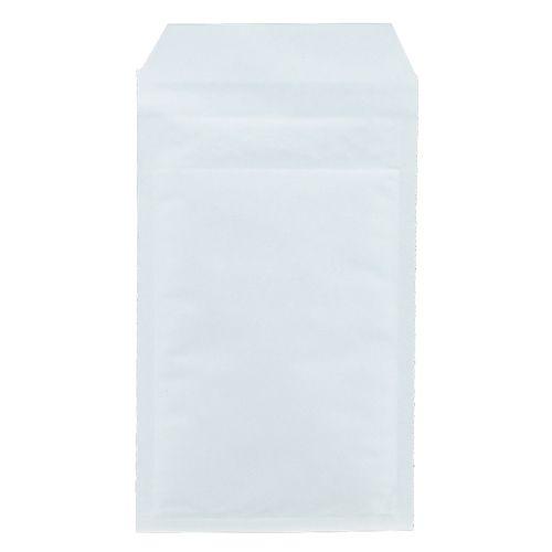 【送料無料】【法人(会社・企業)様限定】クッション封筒エコノミーFD・MO・小物 内寸130×215mmホワイト 1セット(400枚:200枚×2パック)