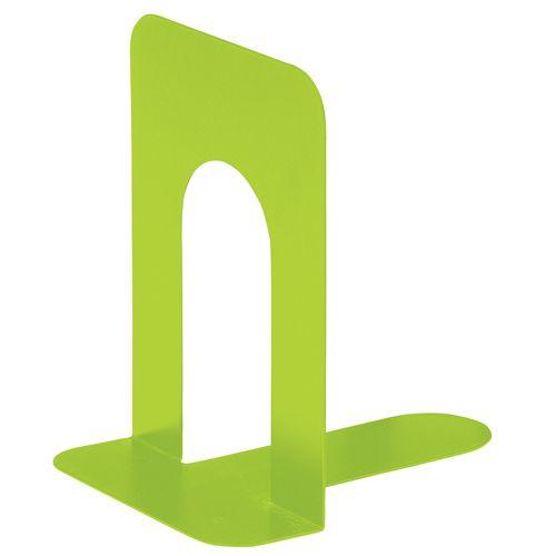 【キャッシュレス5%還元】【送料無料】【法人(会社・企業)様限定】ブックエンド T型 大 マスカットグリーン 1セット(40枚:2枚×20組)