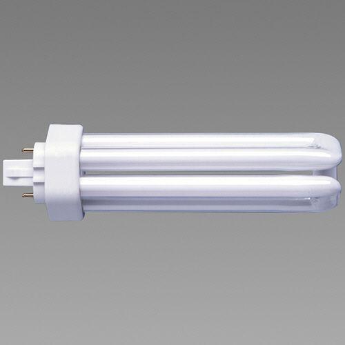 【キャッシュレス5%還元】NEC コンパクト形蛍光ランプ Hfカプル3(FHT) 42W形 3波長形 電球色 1セット(10個)
