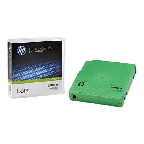 【キャッシュレス5%還元】【送料無料】【法人(会社・企業)様限定】HP(COMPAQ) LTO4 Ultrium 1.6TB RWデータカートリッジ 800GB/1.6TB 1巻