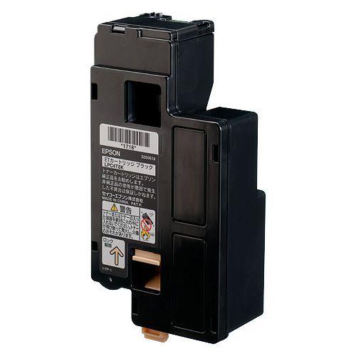 【キャッシュレス5%還元】EPSON ETカートリッジ ブラック Mサイズ LPC4T8K 1個