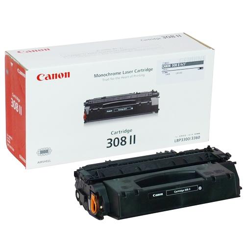 【送料無料】【法人(会社・企業)様限定】CANON トナーカートリッジ508II(308II) 輸入純正品 1個