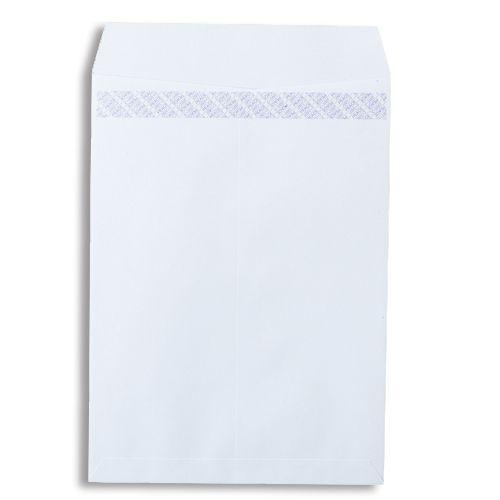 【キャッシュレス5%還元】PEACE R40再生ケント封筒 テープのり付 角2 100g/m2 〒枠なし ホワイト 業パ 1箱(500枚)