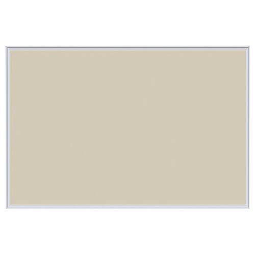 【送料無料】【法人(会社・企業)様限定】馬印 ツーウェイ掲示板 W910×H610×D18mm アイボリー 1枚