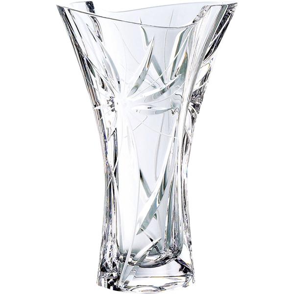 【送料無料】グラスワークスナルミ ガイア 25cm花瓶 GW3501-98255【代引不可】【ギフト館】