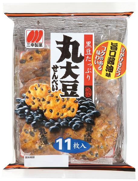 三幸製菓 丸大豆せんべい ×12個【イージャパンモール】