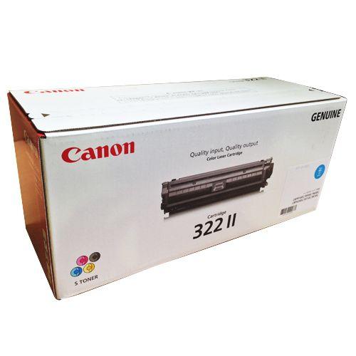 CANON 1個 トナーカートリッジ322II シアン 輸入純正品 シアン CANON 1個, CAR PLUS:e524e783 --- dejanov.bg