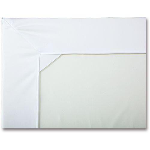 【キャッシュレス5%還元】【送料無料】【法人(会社・企業)様限定】カネモ商事 Lor防水シーツ ボックス型 マットカバータイプ ホワイト 1セット(3枚)