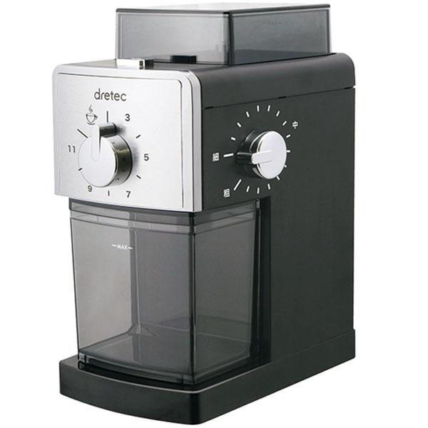 気質アップ うす式ミルの電動コーヒーグラウンダー コーヒーミル CG-101BK コーヒーブレンダー スプレモ 爆買いセール