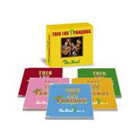 【通販限定企画】トリオ・ロス・パンチョス ザ・ベスト [CD]5枚組 DYCP-1396