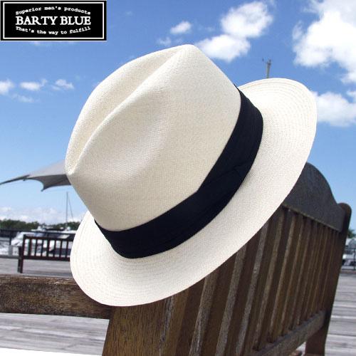 【あす楽】【Barty Blue】パナマハット バーティークリスティー 58cm