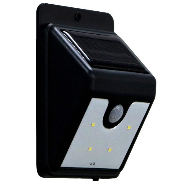 暗くなったら自動で点灯 日本限定 動作感知機能付き ソーラー充電 配線要らず ソーラー防犯ライト 新登場 ナイトスター