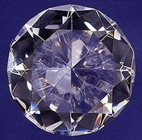 4400カラット 大粒水晶ダイヤモンド