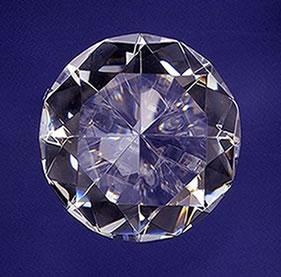3000カラット 大粒水晶ダイヤモンド