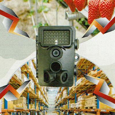 録画機能付き防犯カメラ 見張り番 RX-550TL