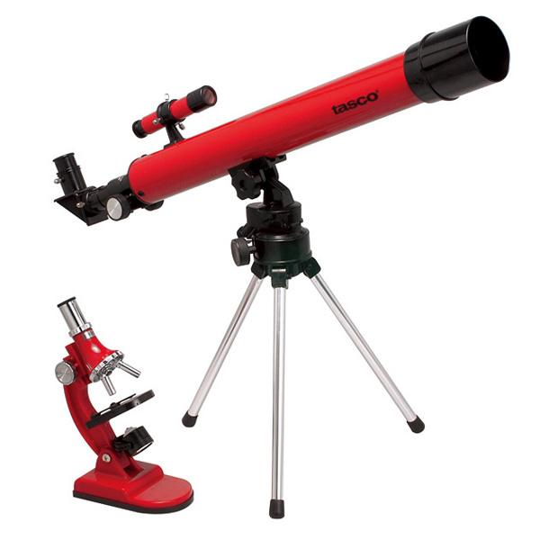 マイクロスター49TN 自然観察(顕微鏡&望遠鏡)セット』