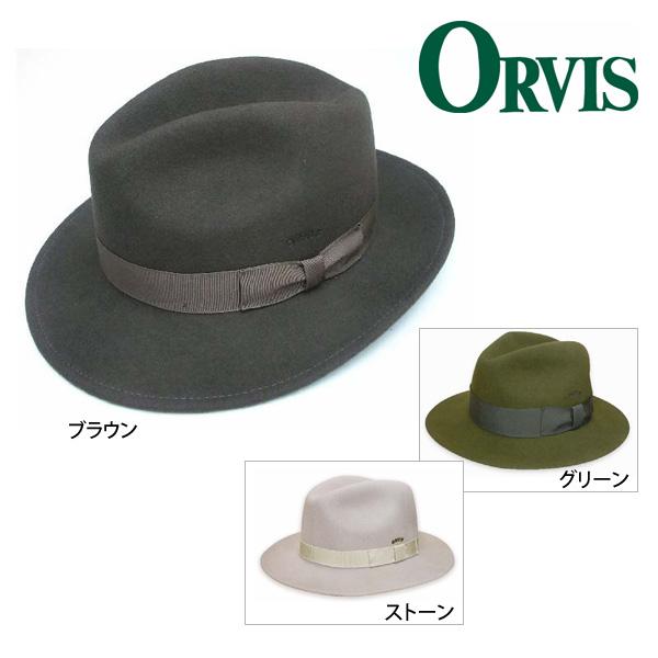 ORVIS オービス・ライトフェルトハット