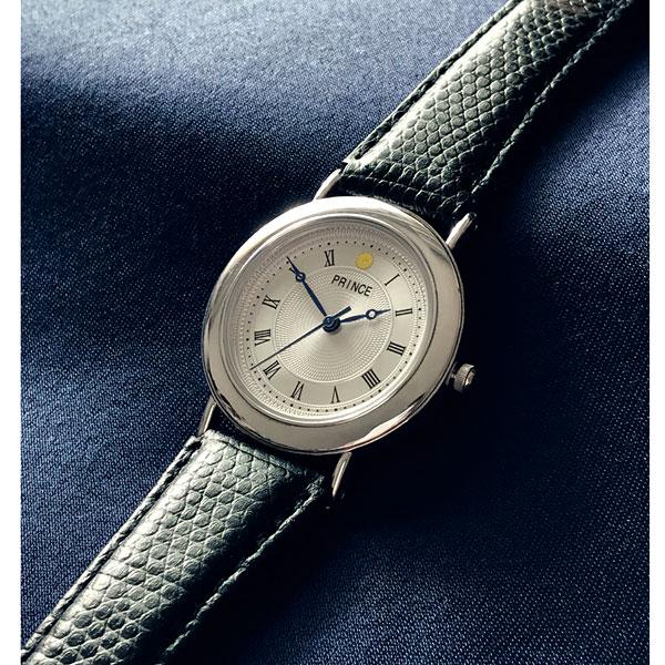 宮内庁御用賜 村松時計店 純銀腕時計