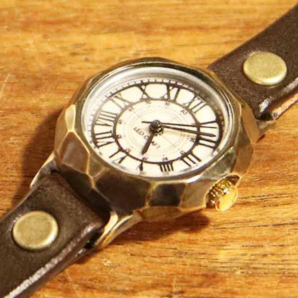 手作り腕時計 LEO CRAFT BS-DW124 レディースウォッチ