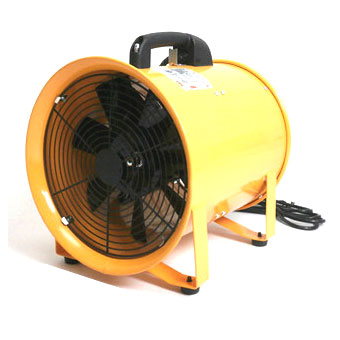 【代引き不可】ポータブル送風機&エアダクトセット SHT-250/SHT-250BP