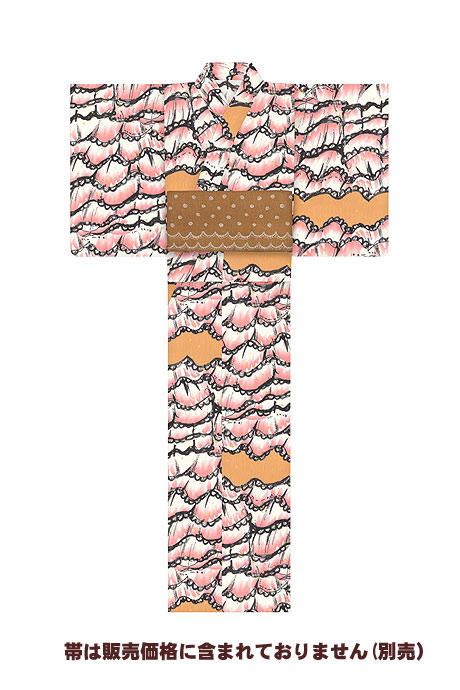 浴衣 レディース ツモリチサト 浴衣 ゆかた 仕立て上がり 3t-26 SALE 大幅値下げ [浴衣 女性 夏祭り]