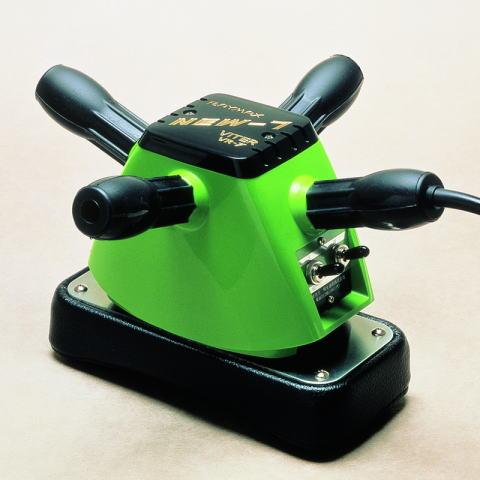 按摩器 送料無料 マッサージ器 小型 マッサージ ハンディ【レイマックスバイター NEW-7】【送料無料】なでる、押す、揉む、叩く などの 手揉み 感覚の本格的 あんま機! mate
