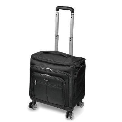 キャリーバッグ ビジネスバッグ 機内持ち込み 旅行 バッグ【エドクルーガー ビジネスキャリーケース 伸縮タイプ】【送料無料】ファスナーを開けると容量が増えるビジネスキャリーバッグ sl