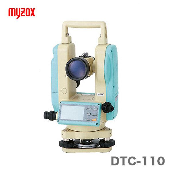 【超特価】【新品】【送料無料】マイゾックス デジタルセオドライト DTC-110