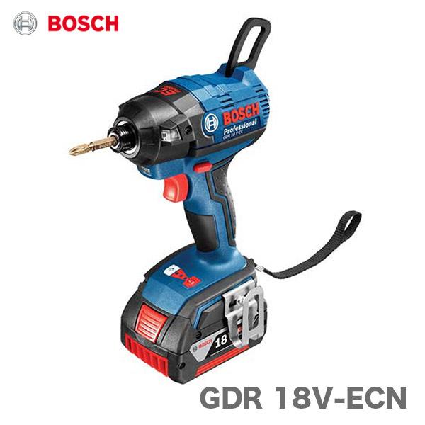【新入荷】【数量限定価格】〈ボッシュ〉バッテリーインパクトドライバー GDR 18V-ECN【オススメ】