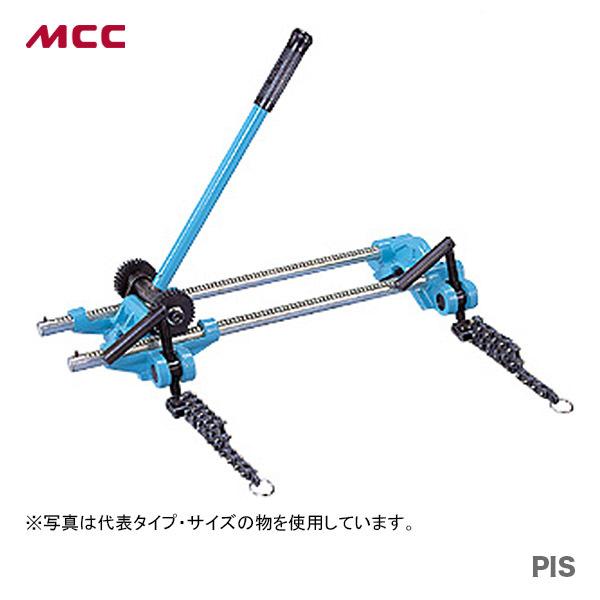 【オススメ】【新着商品】〈MCC〉塩ビ管挿入機  PIS-200