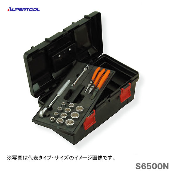 【限定5セット】【オススメ】〈スーパーツール〉工具セット S6500N