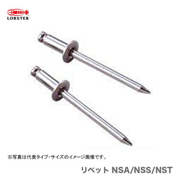 【超特価】【新品】【数量限定】〈ロブテックス〉リベット(1000本入) NST42