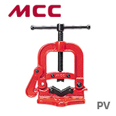 【超特価】【新品】【数量限定】〈MCC〉パイプバイス PV-0203