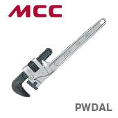 松阪鉄工所 パイプレンチアルミ DAL 商い PWDAL45 〈MCC〉パイプレンチアルミ 数量限定 新品 高級品