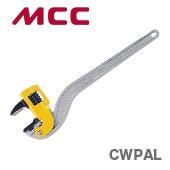 【オススメ】【新着商品】〈MCC〉コーナーレンチ アルミAD被覆管 CWPAL600
