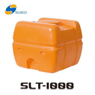 【オススメ】〈スイコー〉SLTタンク SLT-1000【代引不可】《個人名での発送不可》