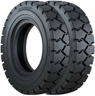 フォークリフト タイヤ 6.50-10 (10PR) 2本セット