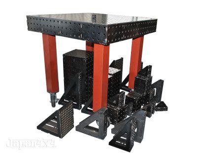 Japan4x4オリジナル 鉄製 ワークショップ 作業台 台 テーブル