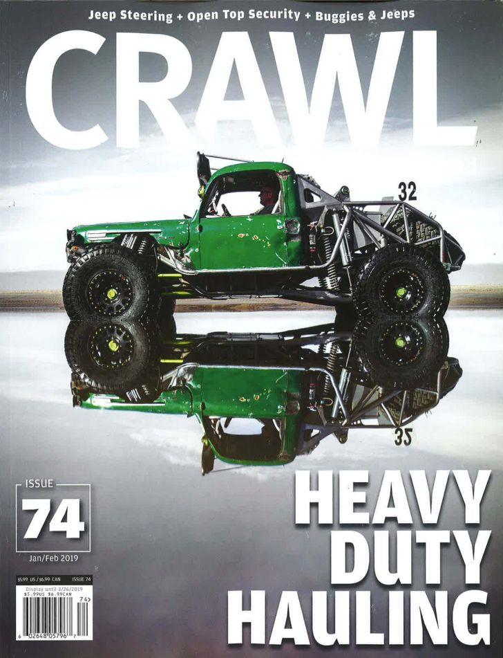 Crawl 海外雑誌 本 クロールマガジン 四駆 Crawl74 Crawl75 Crawl79 Crawl76 Crawl78 返品不可 Crawl77 レビューを書けば送料当店負担