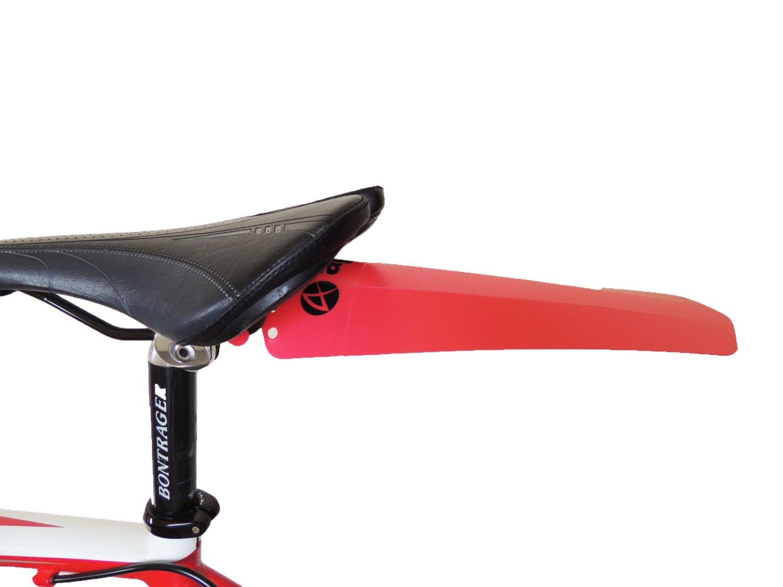 Japanapt Apt One Touch Detachable Bike Mudguard Saddle Black