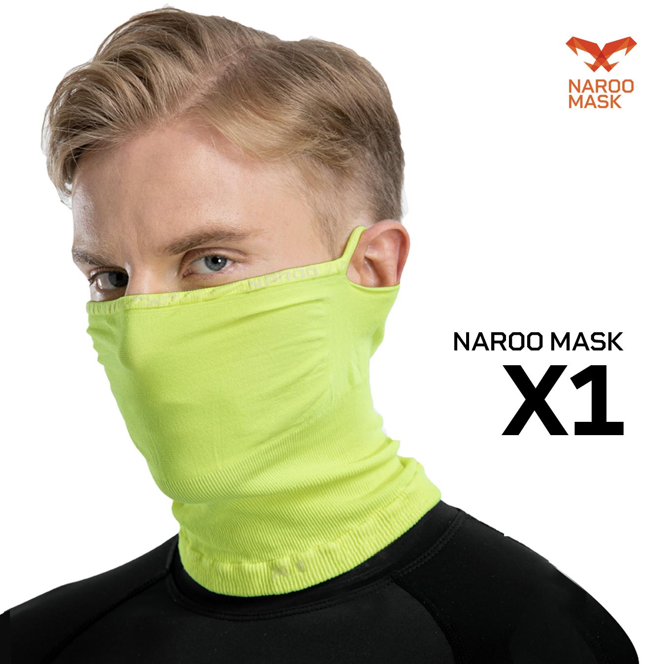 送料無料 夏でも涼しいフェイスマスクです サイクリング テニス 等あらゆるスポーツでご使用いただけます スポーツマスク 夏用 息がしやすい Naroo Mask X1 フェイスマスク 希望者のみラッピング無料 UVカット 日焼け防止 スポーツ カラーマスク 軽量 ランニング レディース 男女兼用 ウォーキング 運動 速乾 メンズ 苦しくない 公式サイト 洗えるマスク ストレッチ素材 薄いマスク 吸汗速乾 ジョギング やわらか