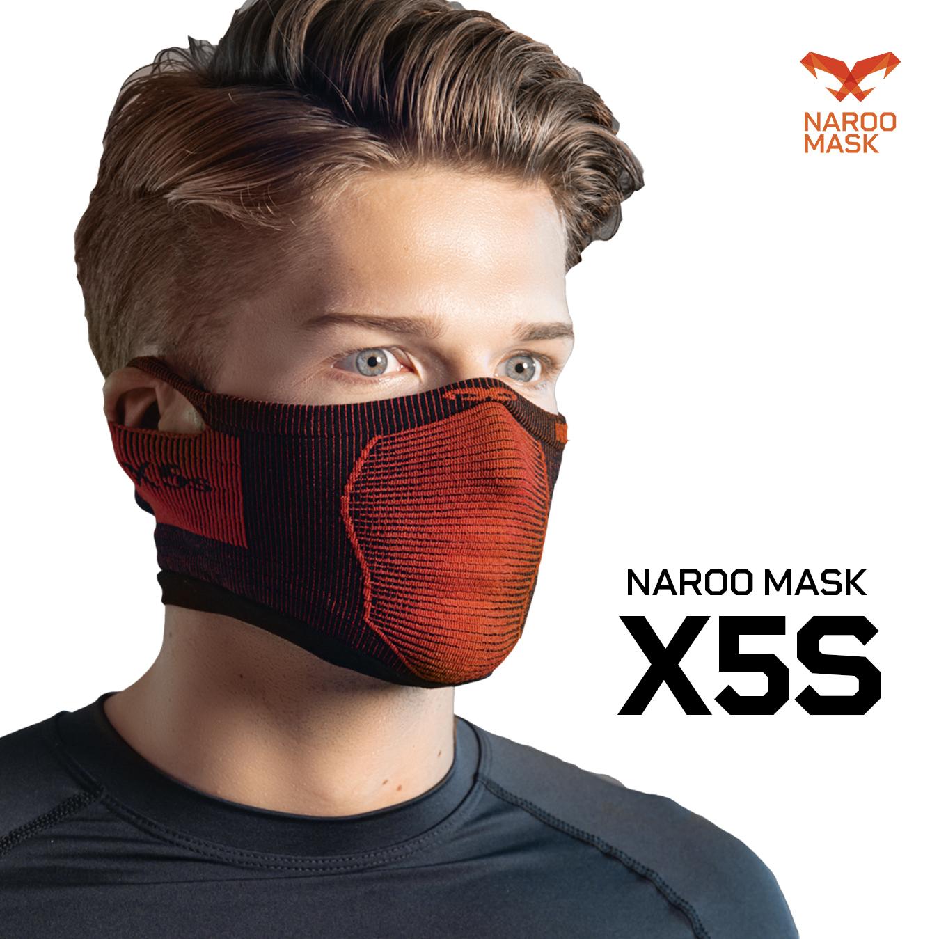 送料無料 サイクリング スキー スノーボード テニス ランニング 激安通販専門店 クライミング ゴルフ フィッシング ウオーキングなどのスポーツシーン活躍するフェイスマスクです スポーツマスク ランニングマスク フィットネスクラブマスク Naroo Mask X5sスポーツ用 自転車用 洗って繰り返し使える UVカット 日焼け予防 男女兼用 布マスク スギ 防寒 暴風 日焼け防止 フェイスマスク 紫外線対策 大決算セール 苦しくない 虫除け ヒノキ花粉症 やわらか