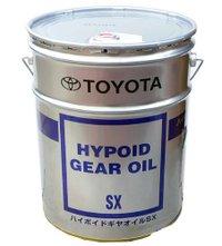 1缶毎に送料がかかります トヨタ純正 ハイポイド ギヤオイルSX GL5 1缶毎に送料かかります 08885-00503 20L 別途運賃要 デポー 85W90 送料無料激安祭