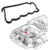 Tappet Cover Packing ニッパンGREEN製 タペットカバーパッキン GPTY06