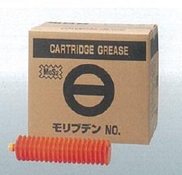 日本グリース製 軸受・摺動用 カートリッジモリブデンNo.2(400g×20本/1箱)NTG0044-2-400